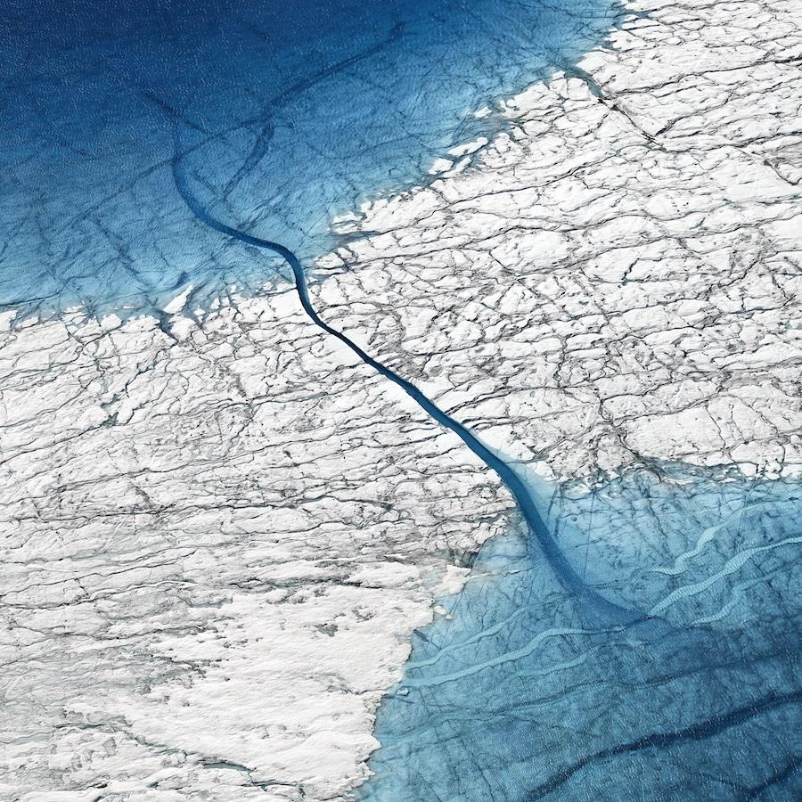 timo lieber melting polar ice caps climate change