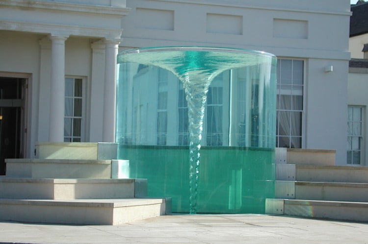 Contemporary Water Fountains Reinventing the Timeless Design