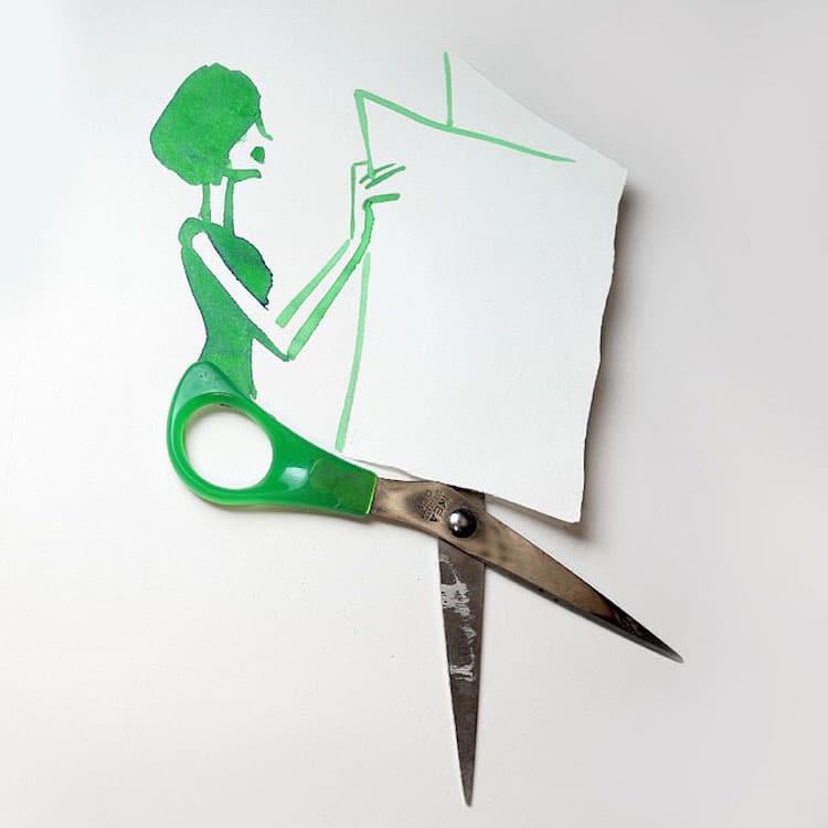 Witty illustrators