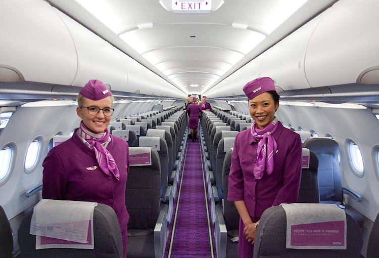 Wow Air offers affordable flight deals to Europe