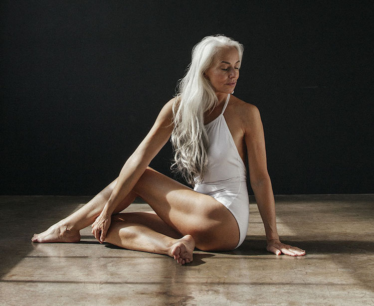 61-Year-Old Yazemeenah Rossi Rocks a Swimsuit Campaign