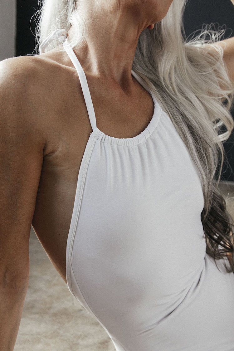 60 years old naked women