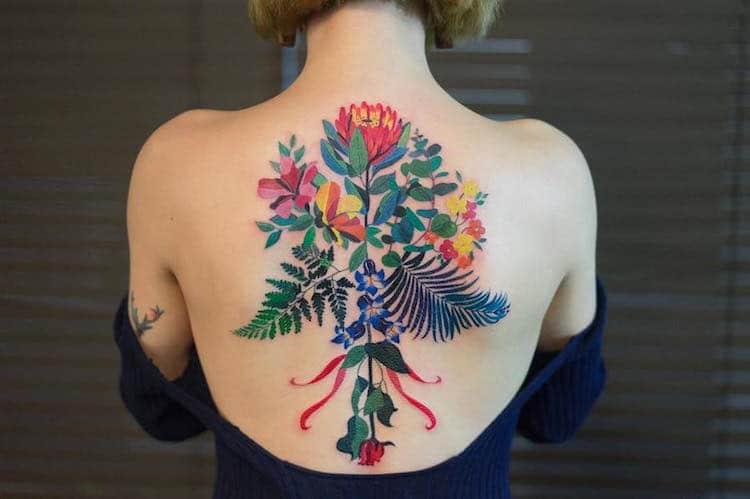 Zihee Tattoo Delicate Tattoos