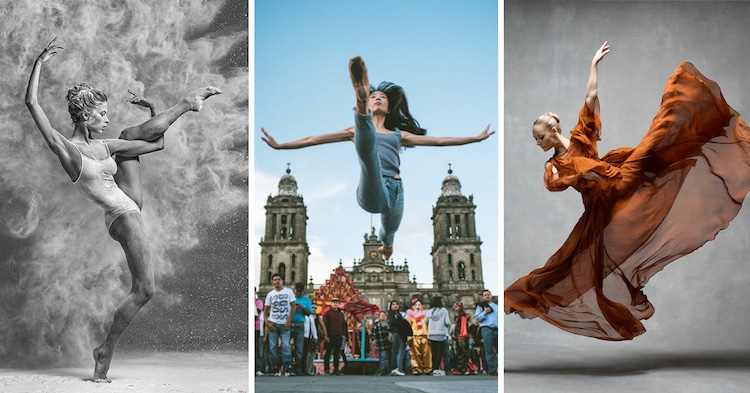 Dance Photographers Who Capture the Movement of Dancers