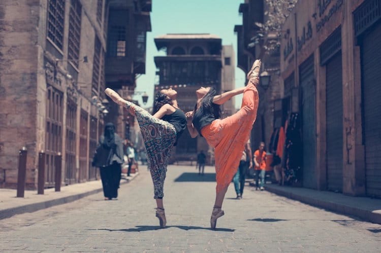 Dance Photographers Who Capture the Movement of Dancers mohamed taher