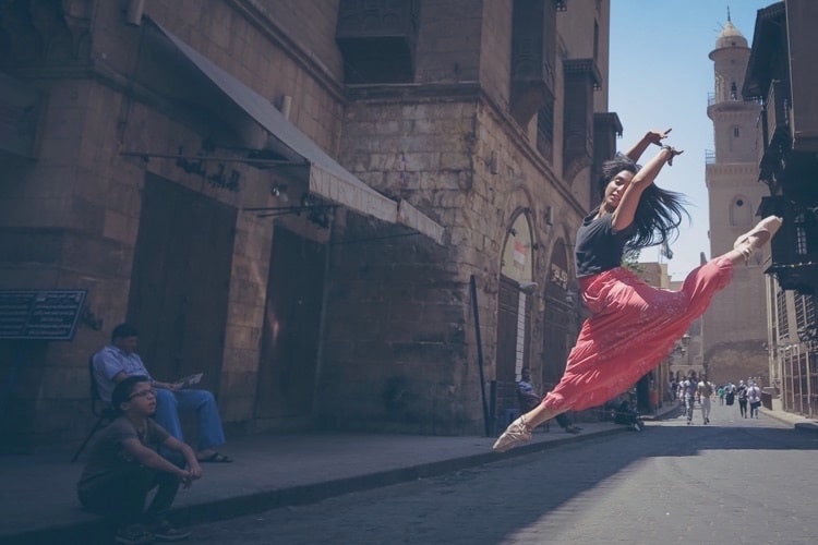 Dance Photographers Who Capture the Movement of Dancers mohamed tahier