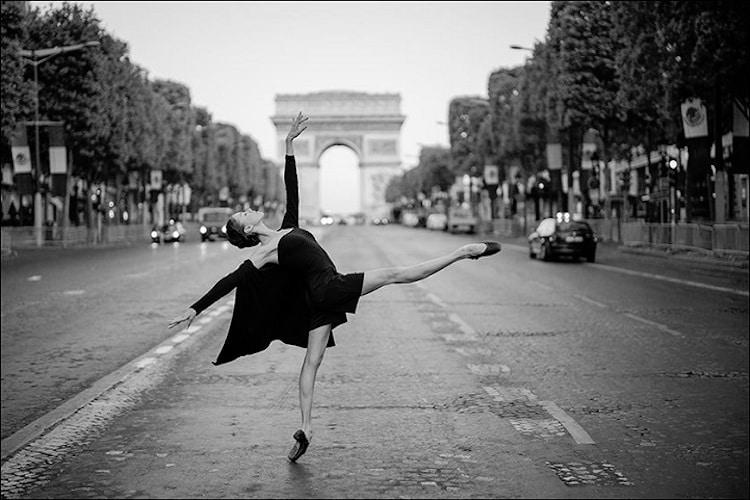 Dance Photographers Who Capture the Movement of Dancers dane shitagi