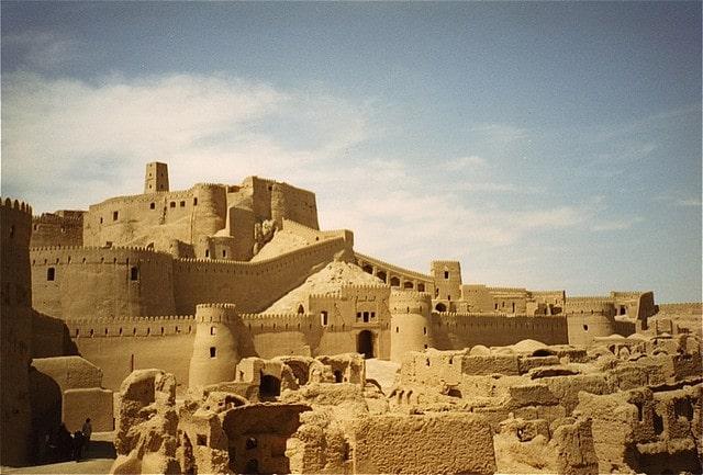 Bam Iran UNESCO world heritage site