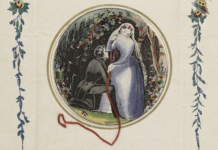 cobweb valentine victorian valentines day cards
