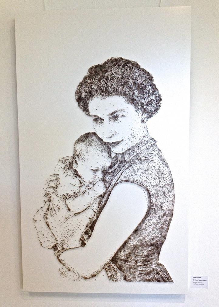 David Foster innovative contemporary art