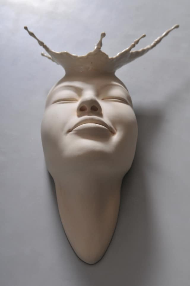 johnson tsang cool porcelain sculpture