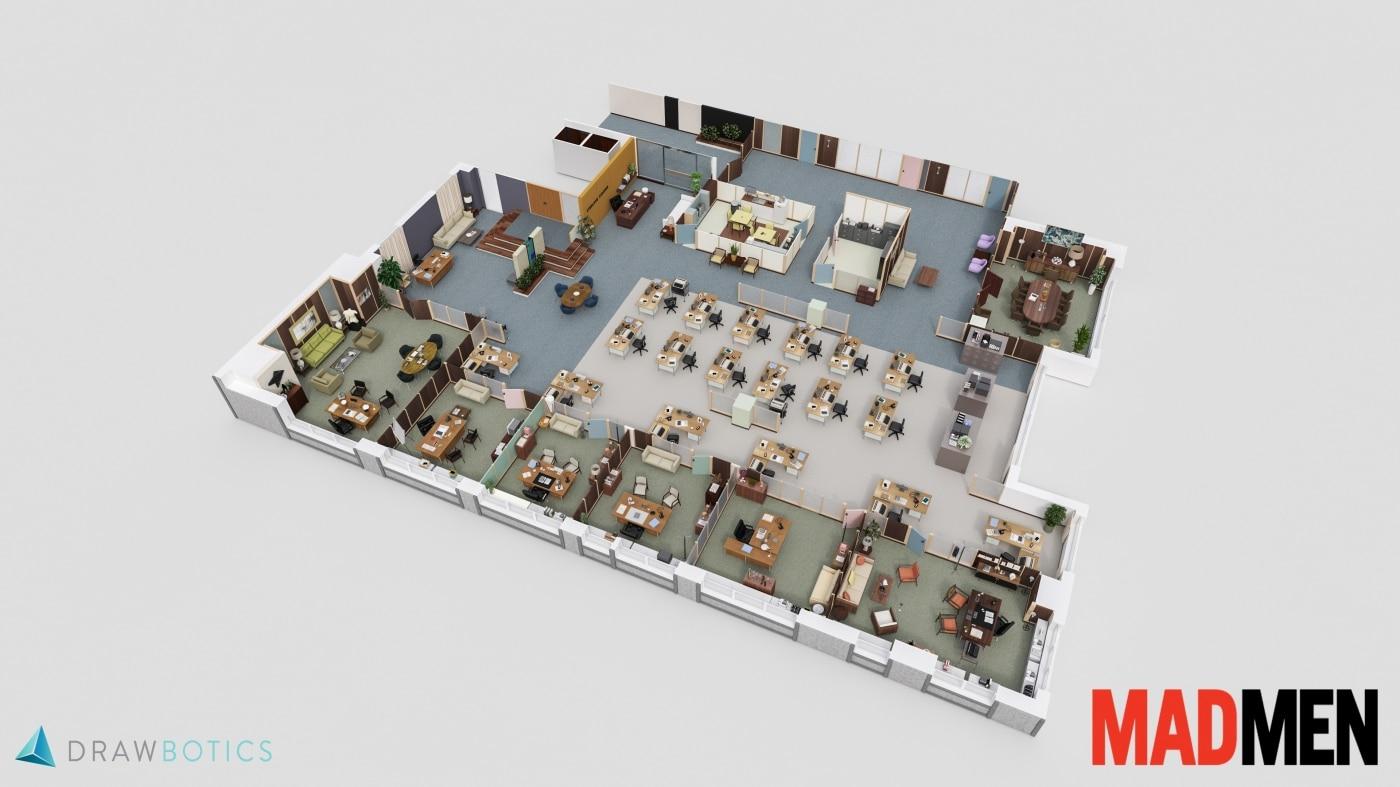 Floor Planner Free Mad Men Tv Floor Plan
