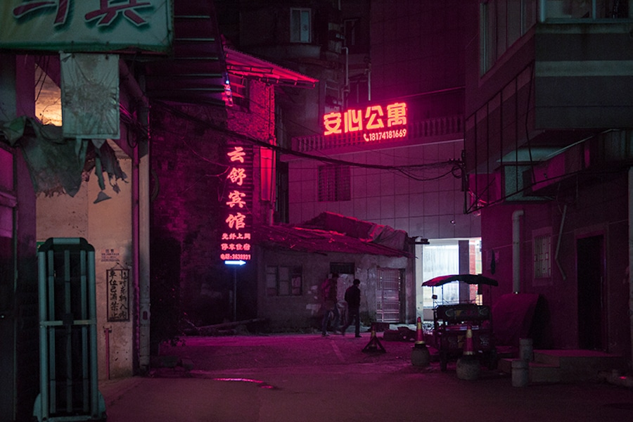 marilyn mugot night photography hong kong