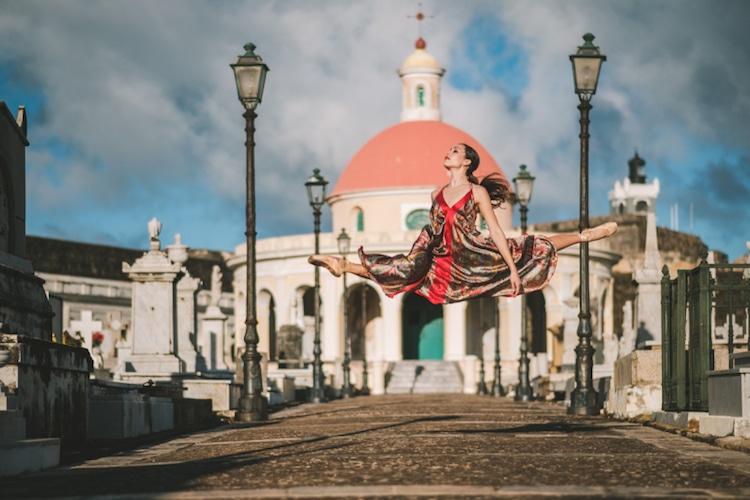 fotos bailarinas de ballet Puerto Rico