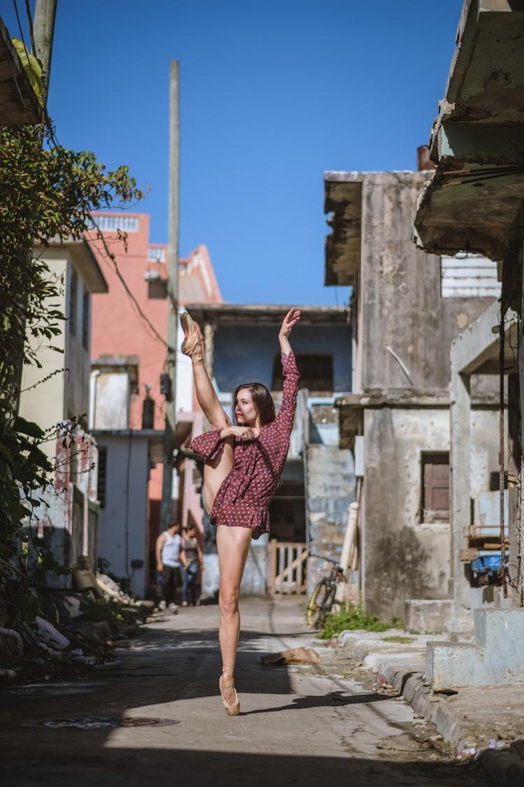 foto de bailarina