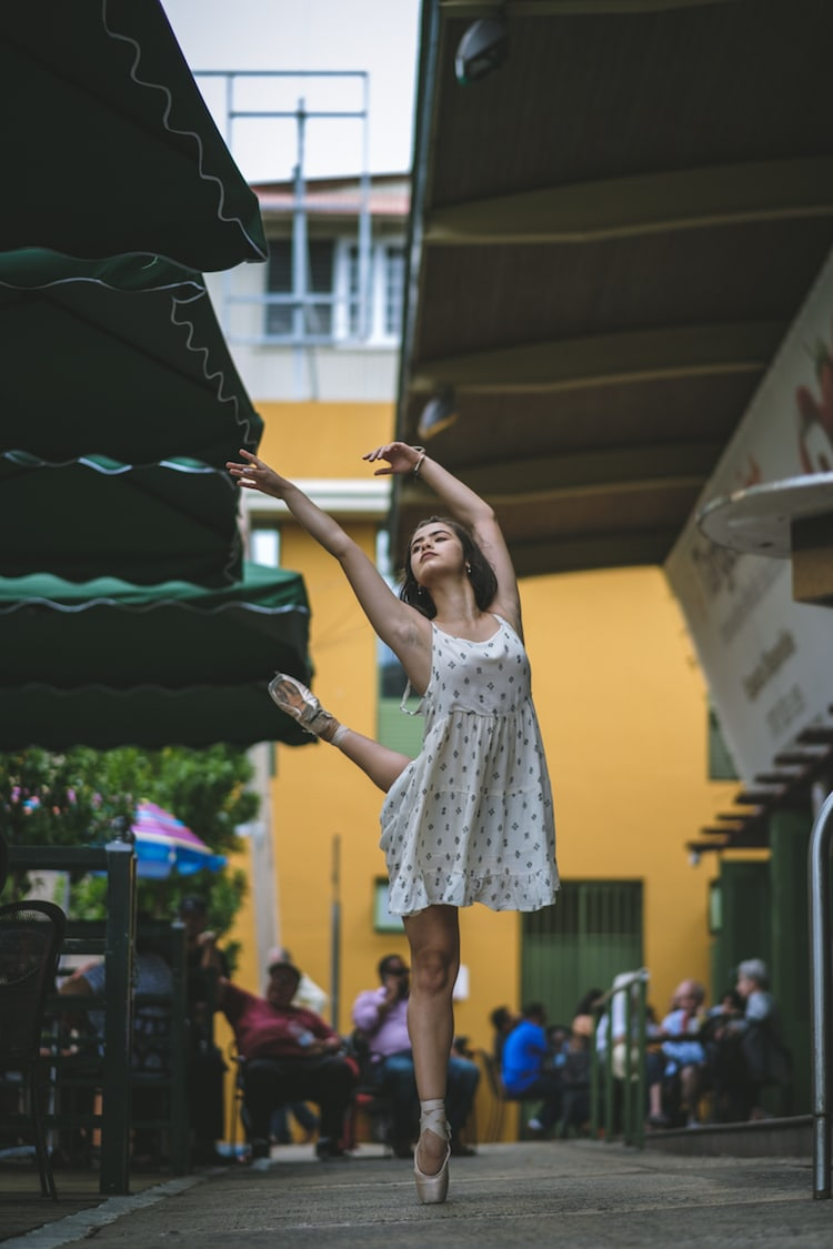 bailarina de ballet puerto rico