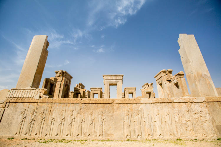 persepolis ancient architecture Iran