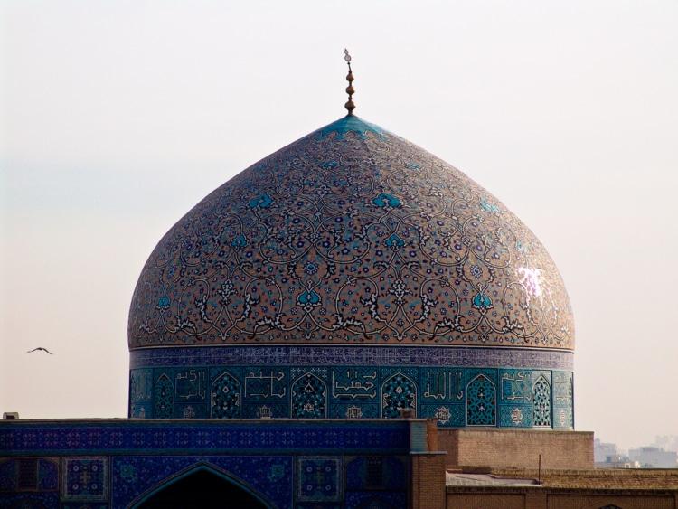 Sheikh Lotfollah Mosque Iran