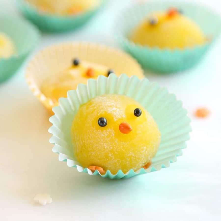 mochi recipe animal desserts