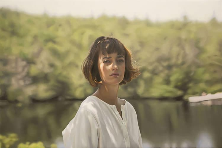 yigal ozeri photorealistic paintings