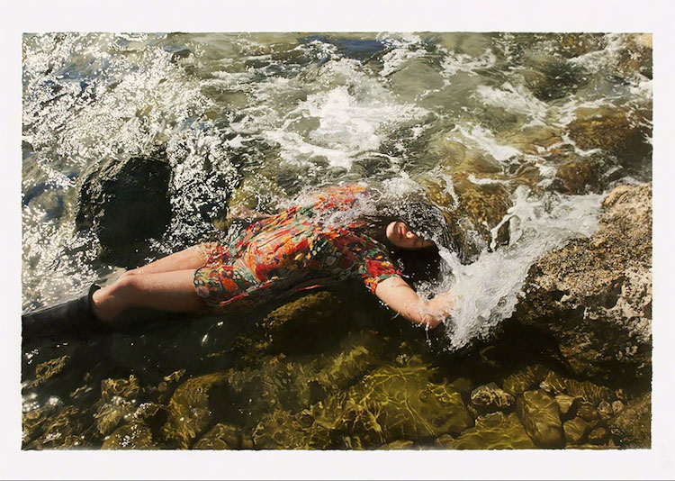 yigal ozeri photorealistic oil painting