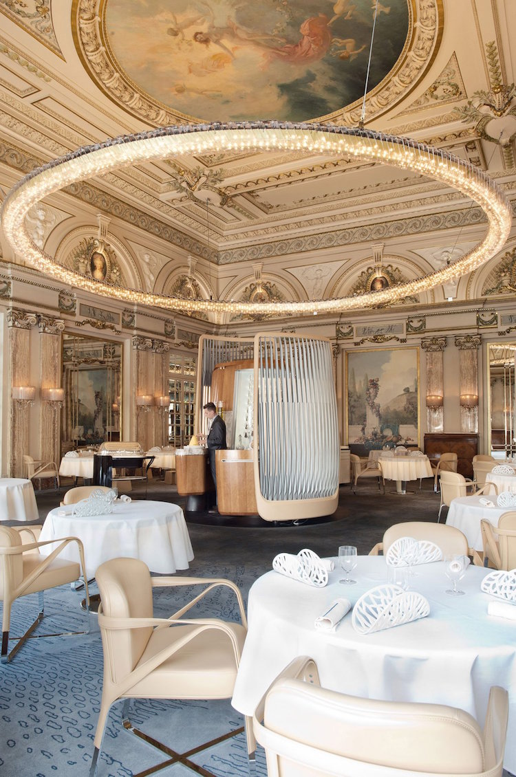 Le Louis Xv Redesign Features Classic French Look With