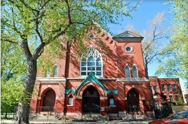 Chicago Church Converted Into Artist Loft