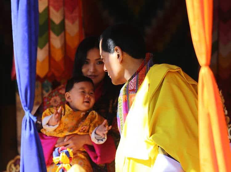 Baby Prince Of Bhutan Celebrates 1st Birthday With New
