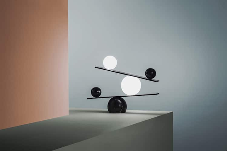 modern lighting Balance lamp