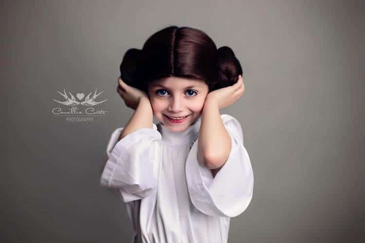 princess leia camillia courts the magical world of princesses disney princess photo shoot dress up