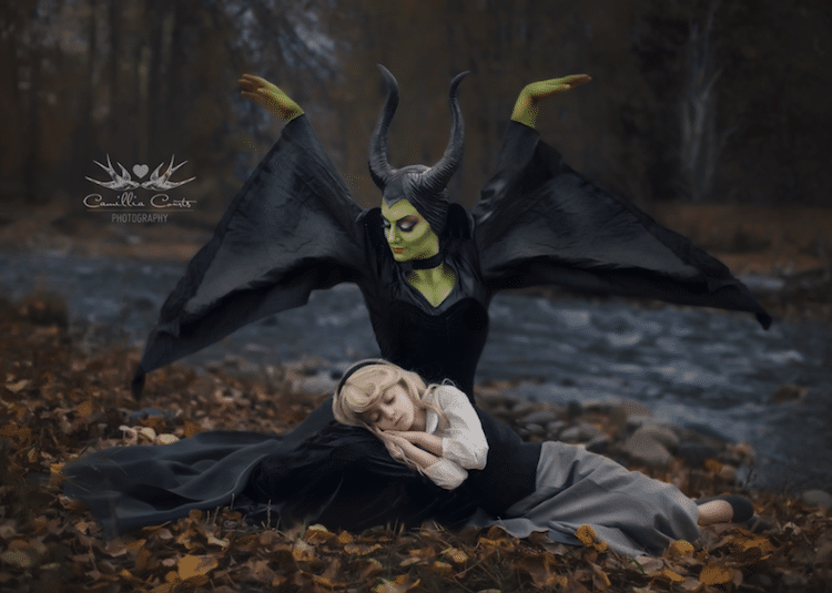 sleeping beauty maleficent camillia courts the magical world of princesses disney princess photo shoot dress up