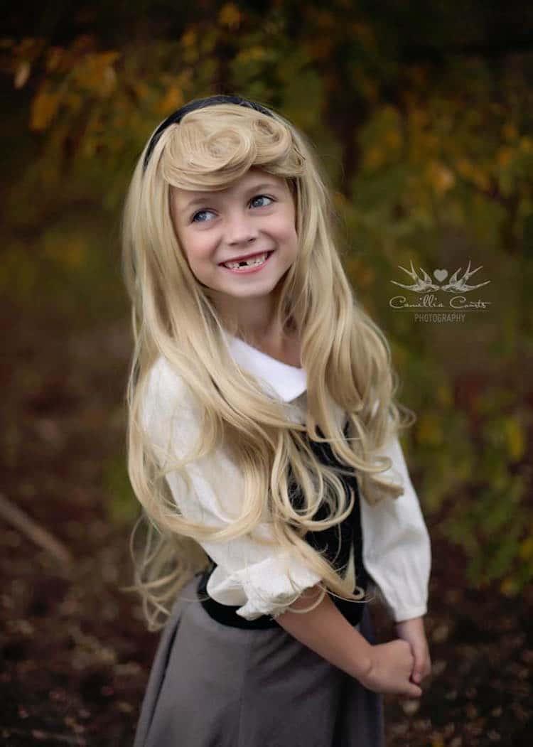 sleeping beauty aurora camillia courts the magical world of princesses disney princess photo shoot dress up