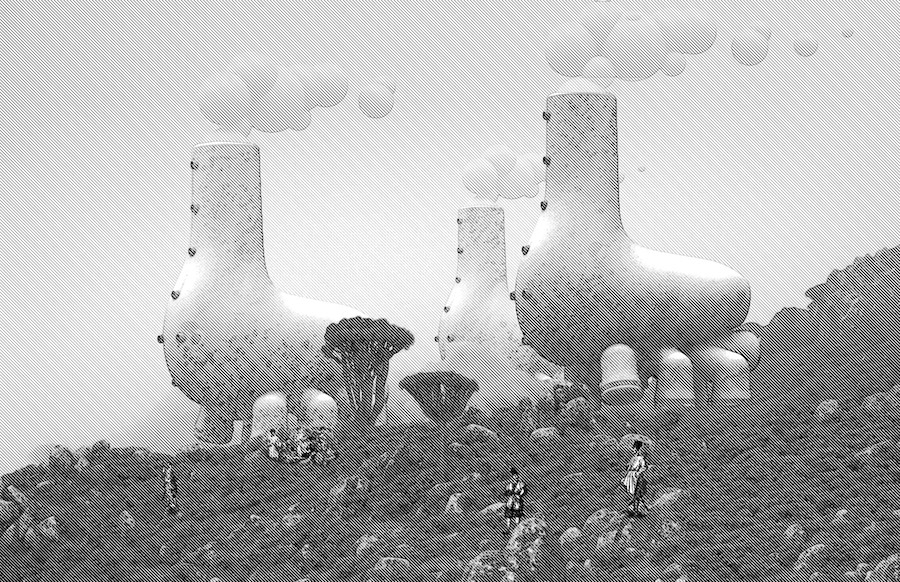 architectural fairy tales