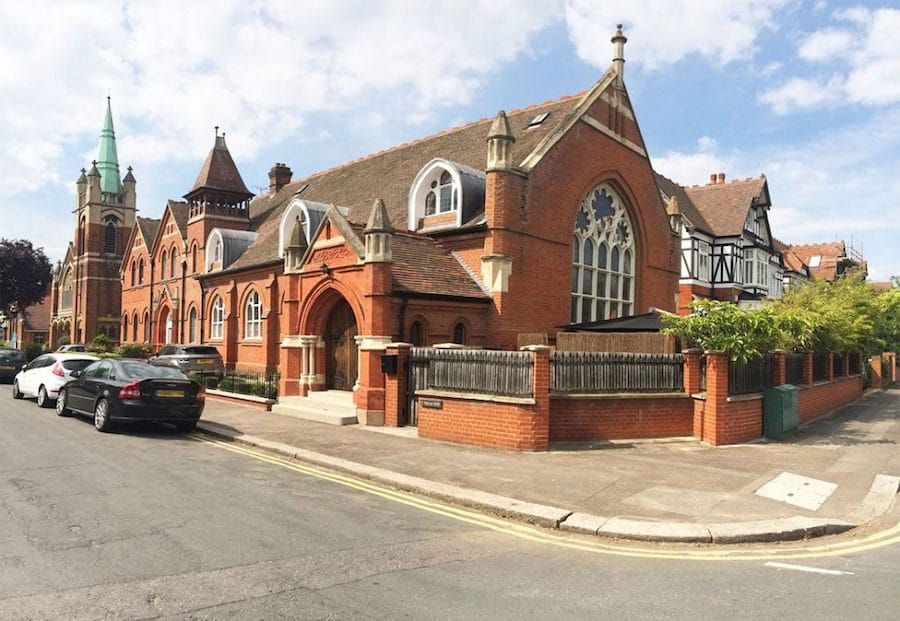 converted church homes