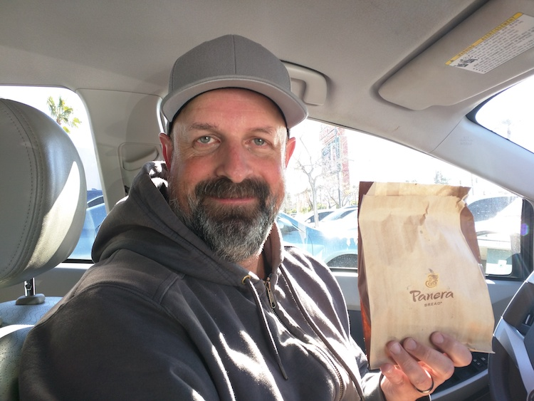 Dad Goes on an Epic Quest for Free Birthday Food