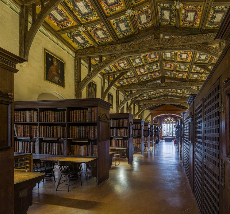 Bodleian Library Reading Rooms