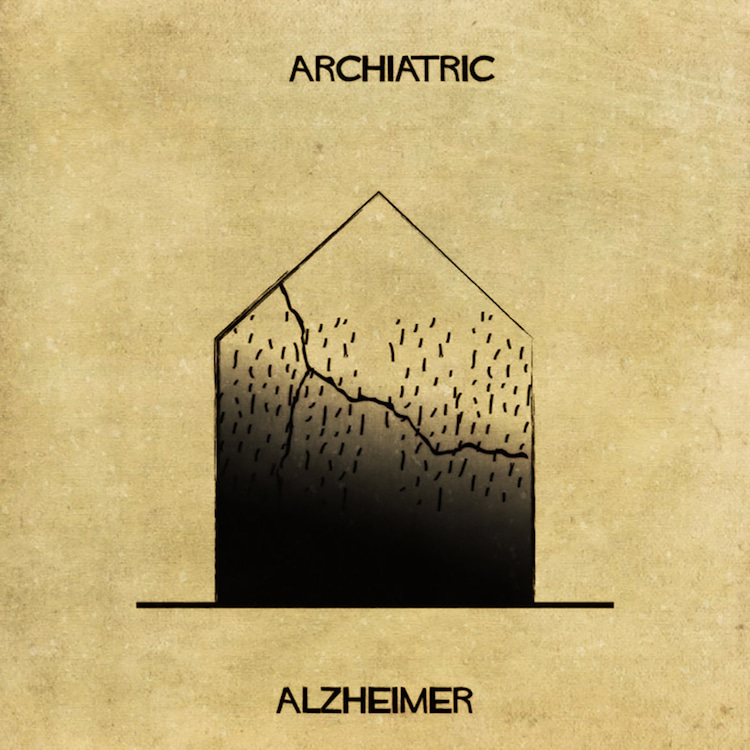 illustrations of mental illness federico babina