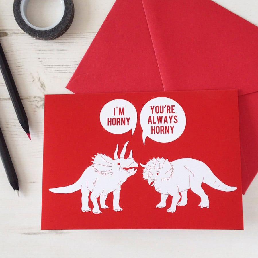 humorous valentines cards