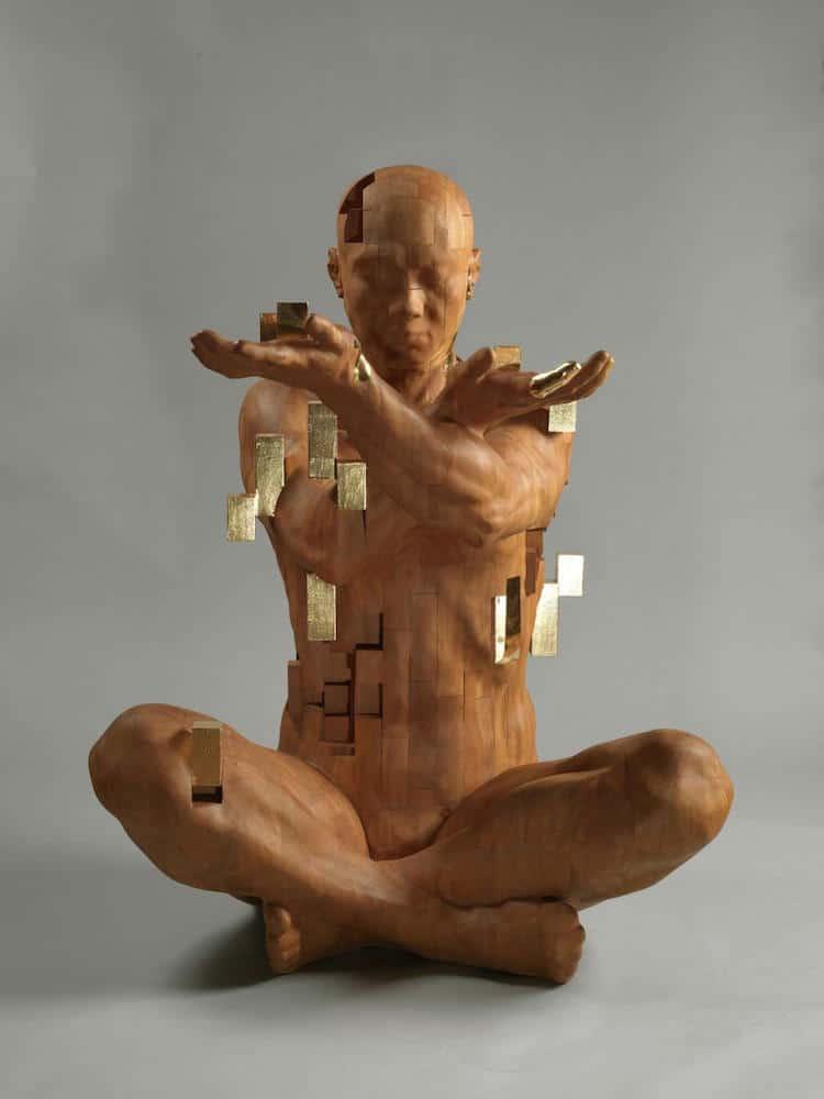 contemporary sculpture hsu tang han