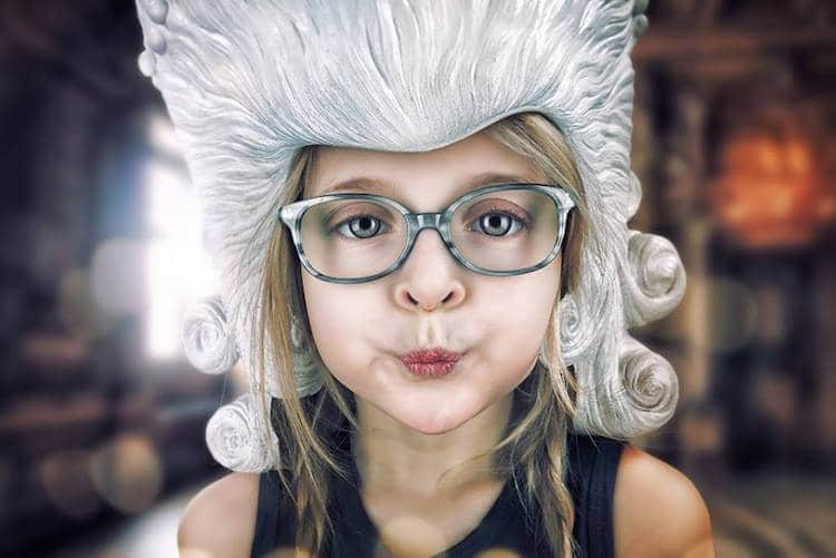 fantastical kid photos