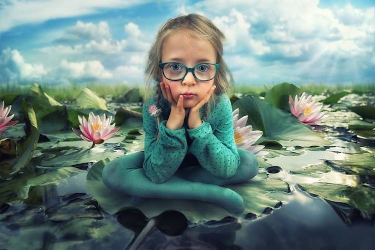 fantastical photography by John Wilhelm