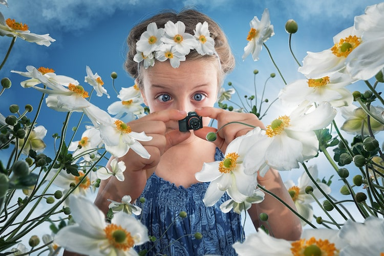 fantasy child photography