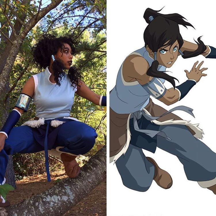 kiera please celebrates black cosplay with  28daysofblackcosplay