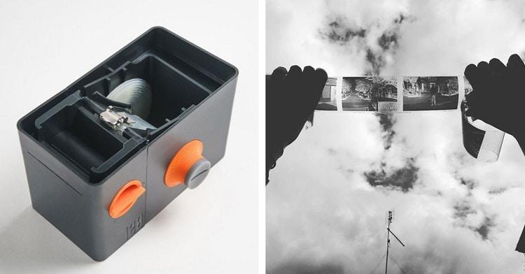 LAB-BOX portable film tank
