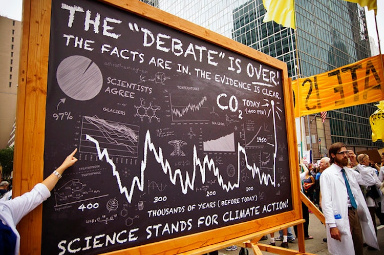 march for science scientist march earth day