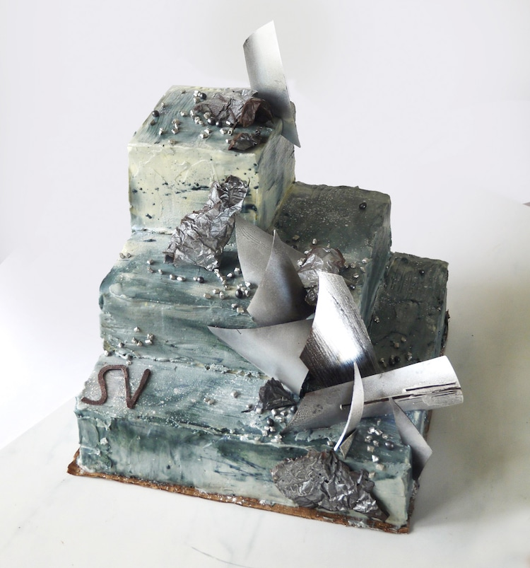 marie oiseau artistic cakes architectural cakes pastry chef