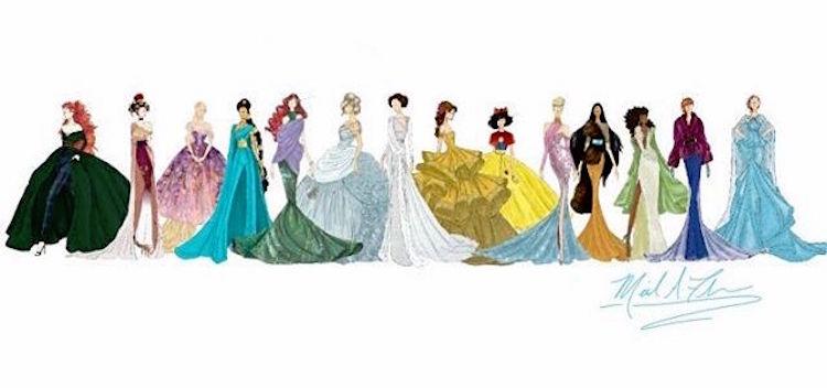 Disney Enchanted Fashion
