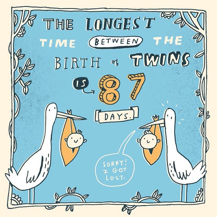 Fascinating Illustrated Facts Reveal the Quirkier Side of Life