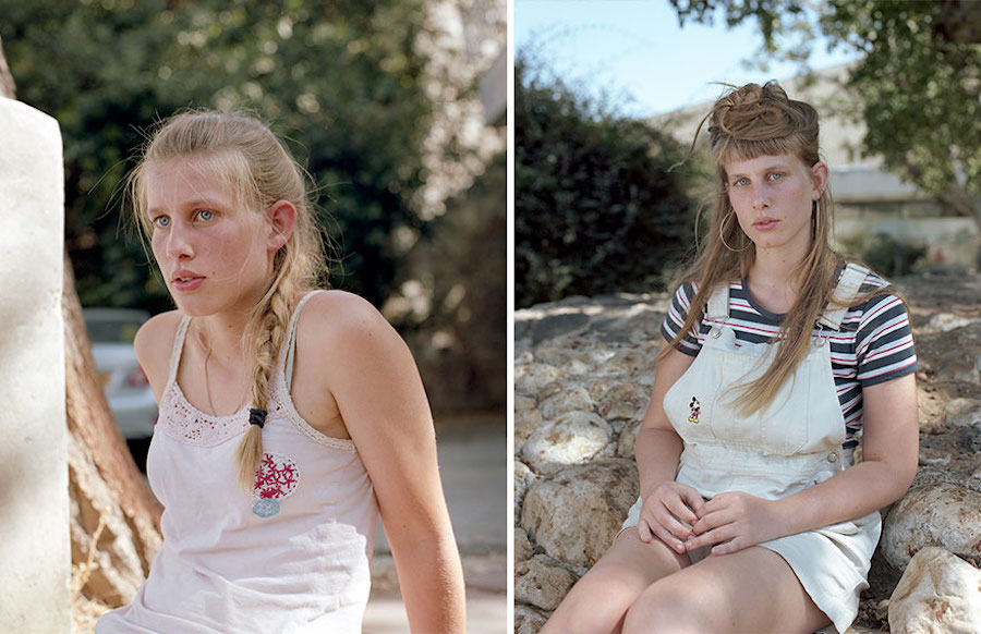 comparative photography project by neta dror