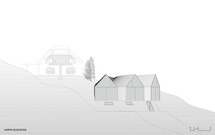 Obereggen Mountain Hut by Architects Peter Pichler and Pavol Mikolajcak